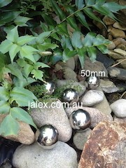 50mm x 5 Stainless Steel Ball