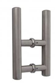 25mm Round 200mm Stainless Steel Door Handles