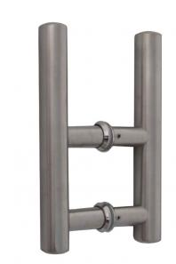 25mm Round 200mm Stainless Steel Door Handles