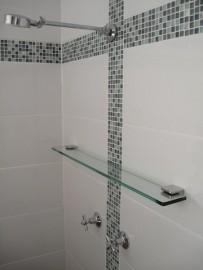 Glass Shelf 600mm x 80mm - AUSTRALIAN MADE SAFETY GLASS