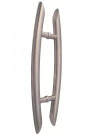 32mm Round Bow Pair Door Handles