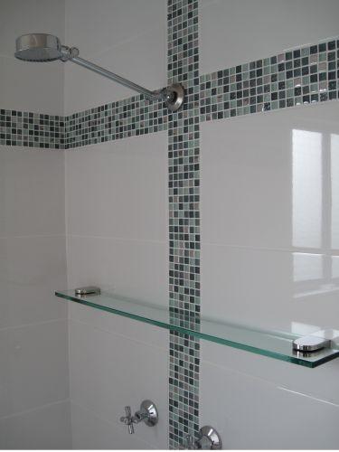 home bathroom fittings glass shower shelves glass shelf 600mm x 100mm