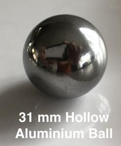 31mm Hollow Auminium ball